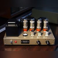 Rafael EL34 push-pull electronic tube power amplifier power amplifier