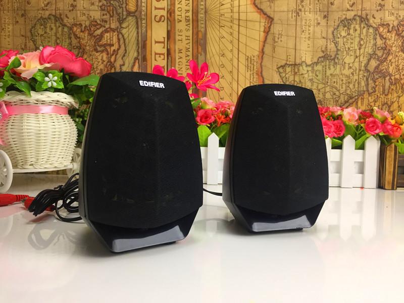2 . 1のスピーカー副機デスクトップのマルチメディアパッシブ音響ウーファー付箱小さいスピーカーのラッパミニスピーカー