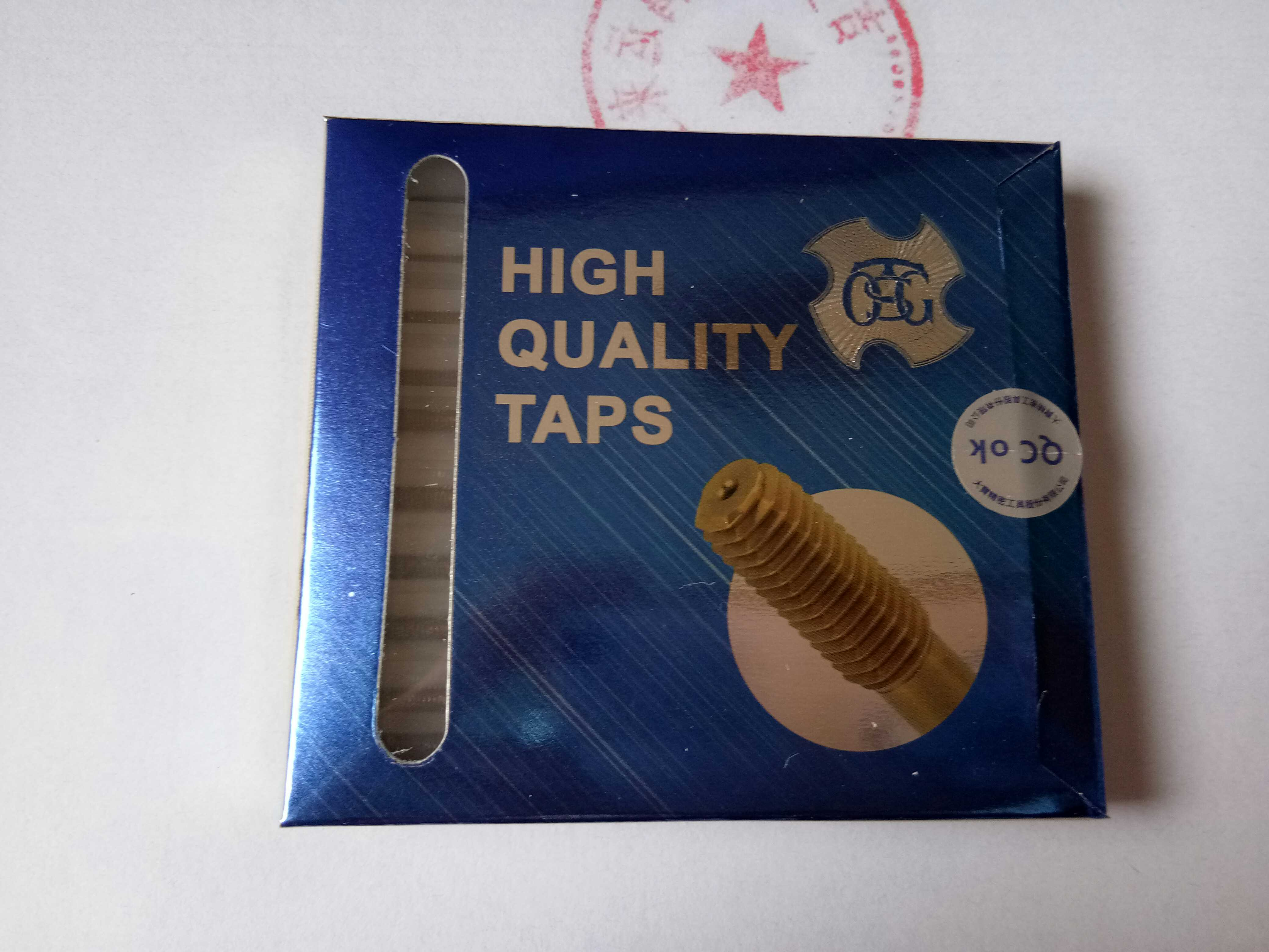 2.6-6.0 extrusion thread tapping tool, thread rolling press tool