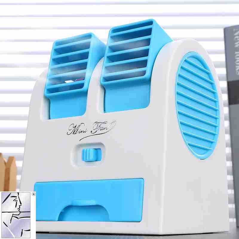 мини - usb desktop охлаждения прохладный ветер зонтик вентилятор охлаждения воды со льдом бытовой воздухоохладитель вертикальный электрический вентилятор