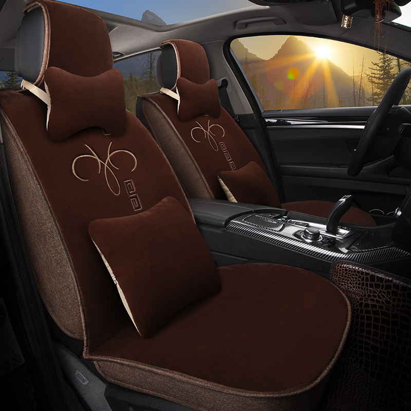 2016 Ke Mailuo imported RS limited edition special car seat surrounded by parallel import seat cushion