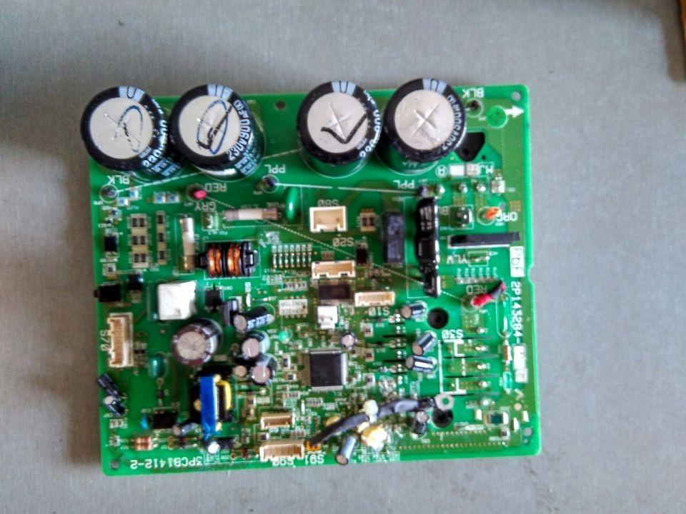 ez a valódi 2p143284-73PCB1412-2 变频 lemez eredeti külső gép
