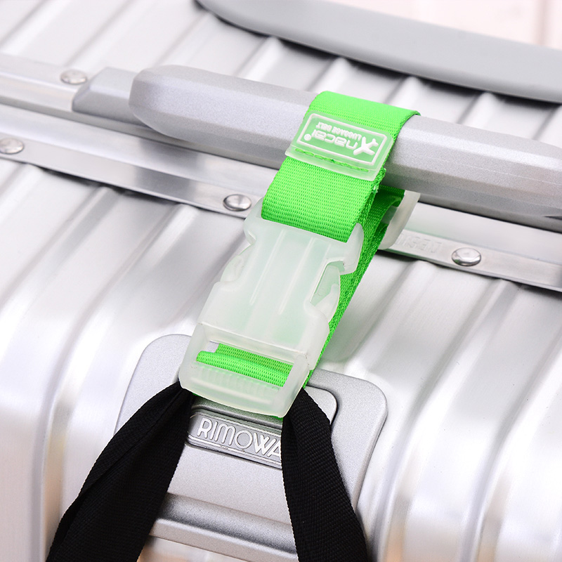 旅行用品行李箱包挂扣便携挂带 旅游行李夹持器固定夹行李扣配件