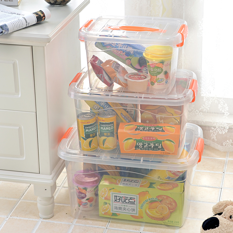 جولة البلاستيك مربع مع غطاء شفاف أبيض صغير مربع منتجات التعبئة والتغليف البلاستيكية مربع التعبئة مربع دائري