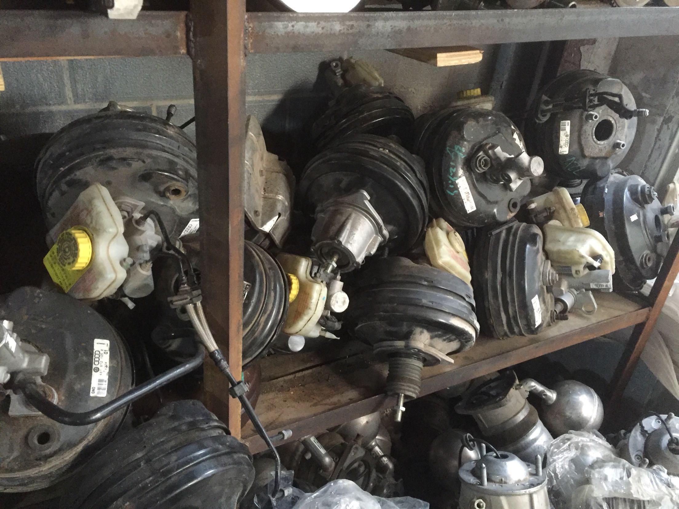 passat b5 lingyu audi A6A8Q7polo lång - vakuumpump församling huvudcylindern att trumma