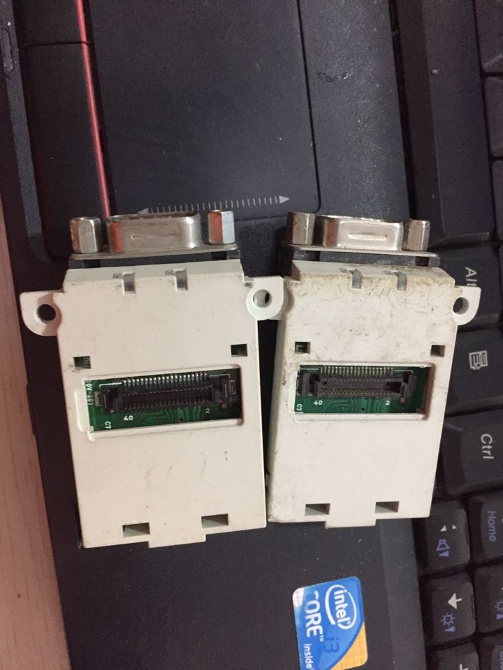 中古GEMAXの規格品の日本の三菱PLC拡張通信ボードFX3U-232-BD