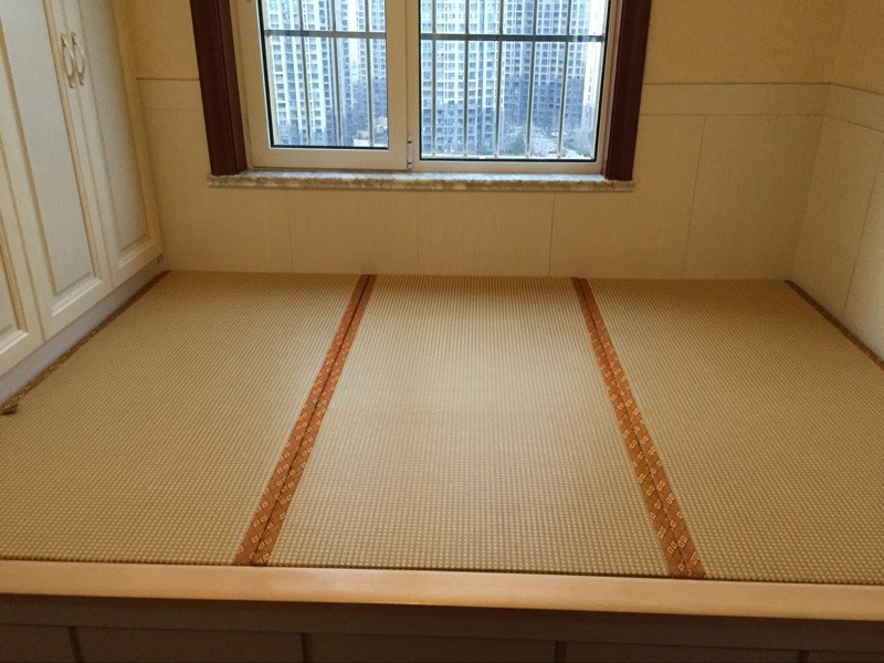 Small tatami mats made coir mattress pad tatami matting cushion pad cushions platform