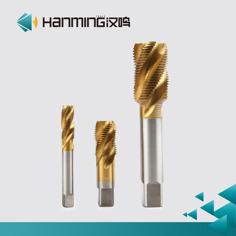 Tubo de hilo helicoidal TAP chino Ming G1 / 8G1 / 4G3 / 8G1 / 2G5 / 8G3 / 4G1NPT1 / 41 / 83 / 8