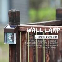 مصباح الطاقة الشمسية في الهواء الطلق مصباح المنزلية حديقة فناء الفناء الشمسية مصباح الجدار مصباح ضوء فيلا للماء