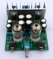HiFi 6j1 have a fever tube before pushing the lm1875t small power amplifier power amplifier board amp amps DIY Kit