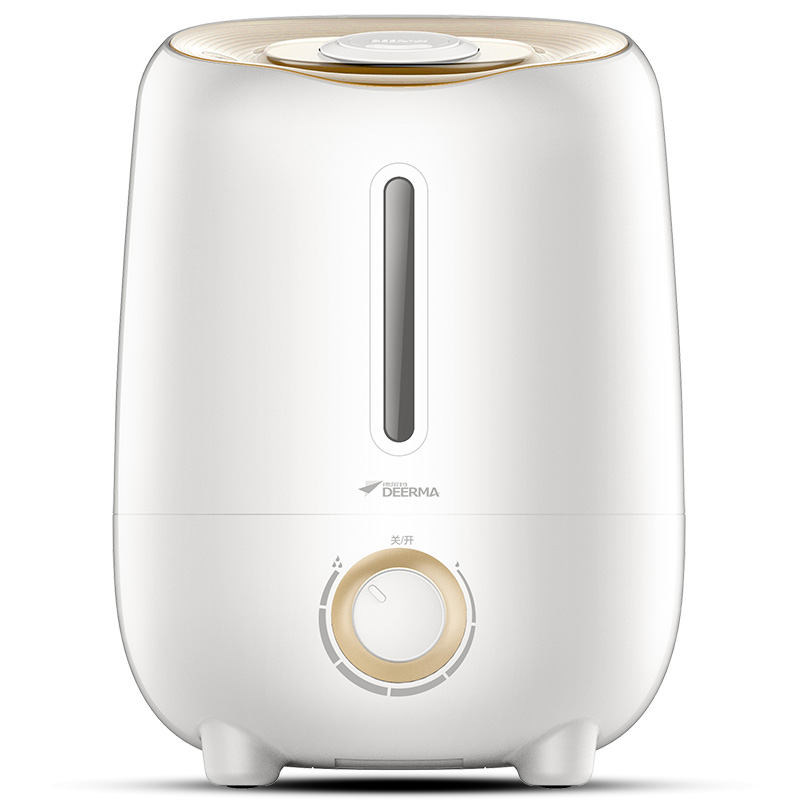 Delmar air humidifier household mute high-volume office bedroom air conditioning purification Mini aromatherapy machine