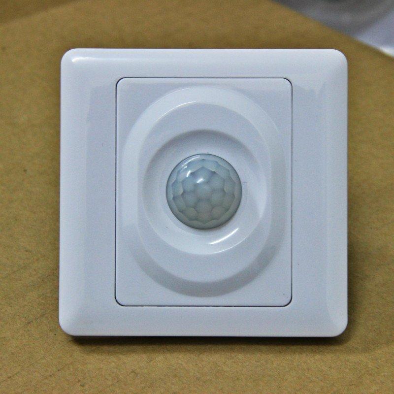 الأشعة تحت الحمراء الاستشعار التبديل 86 نوع الصمام الذكي تلتقط أي مصباح قابل للتعديل حساسية عالية