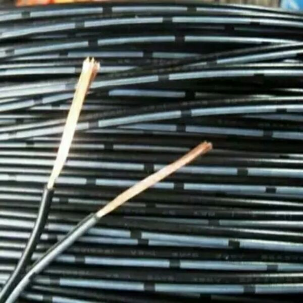 18A parallel import slub thread. Copper core 0.824A quality. A batch of 10 meters.