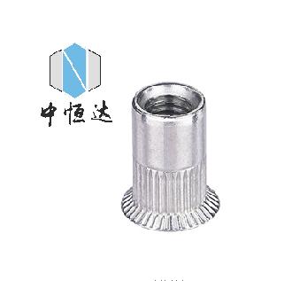 La gran cabeza de la tuerca de nueces de remaches de acero inoxidable de cabeza avellanada M3M4M5M6MM8M10M12GB / T17880.2