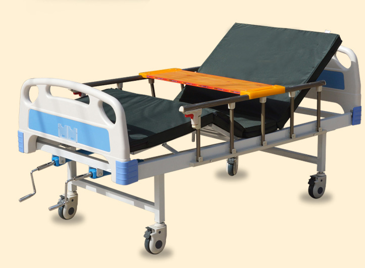 Paralysed patient care bed home multi-function Medical bed paralyzed care bed rehabilitation double-shake patient bed