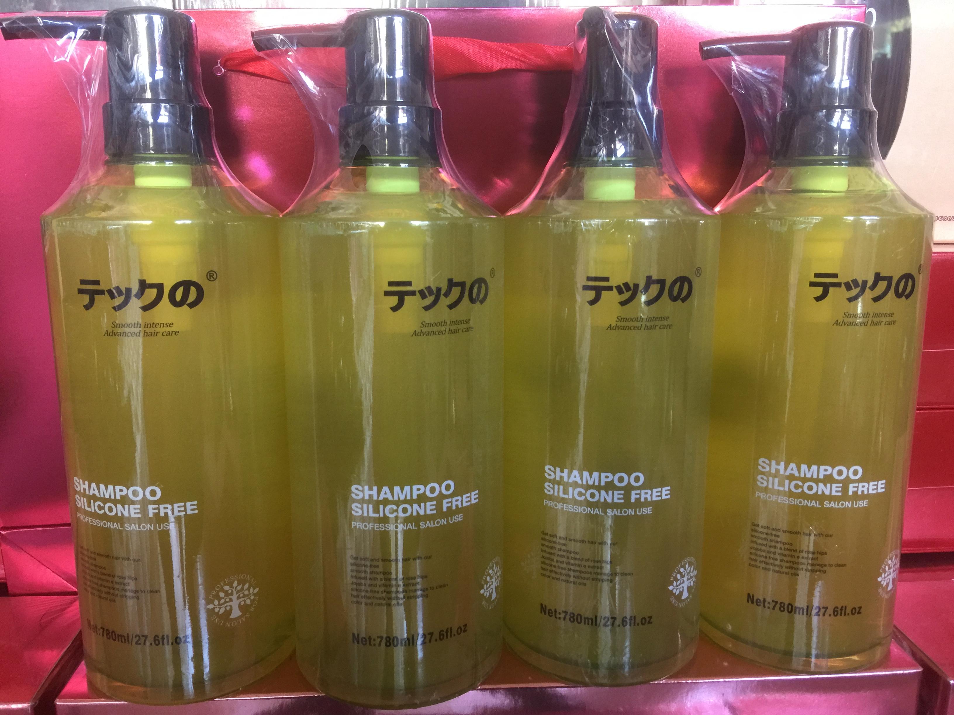Meggie sin aceite fresco champú shampoo champú limpia y libre de grasa 780ml