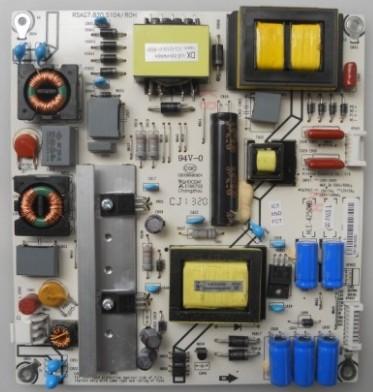 LED50K360J50 inch TV plasma phần khuất bóng cung cấp điện cao áp Zener trong mạch 5