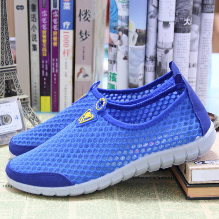 网鞋女夏休闲鞋老北京