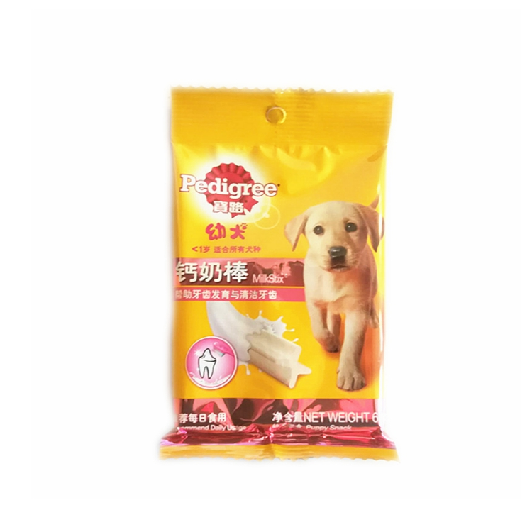 teddy vip - paket post molar rengöring bar bar - bar - hund mat 60g*12 kalcium pet - snacks.