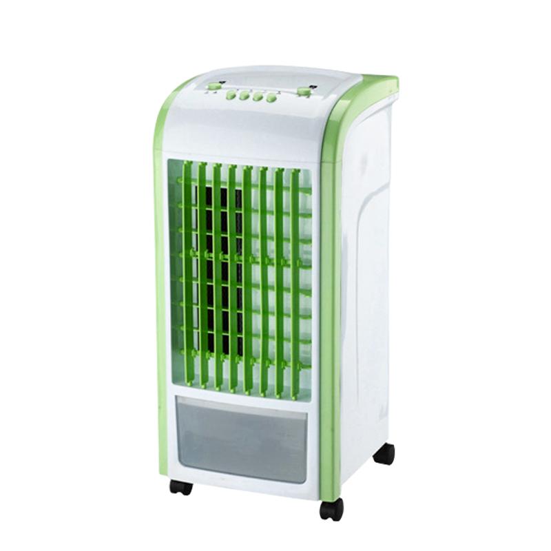 Mini - ventilateur de climatisation de dortoir de ventilateur de refroidissement de la machine de réfrigération de petite taille, de climatisation d'humidification de télécommande sans pales d'un ventilateur de refroidissement à air