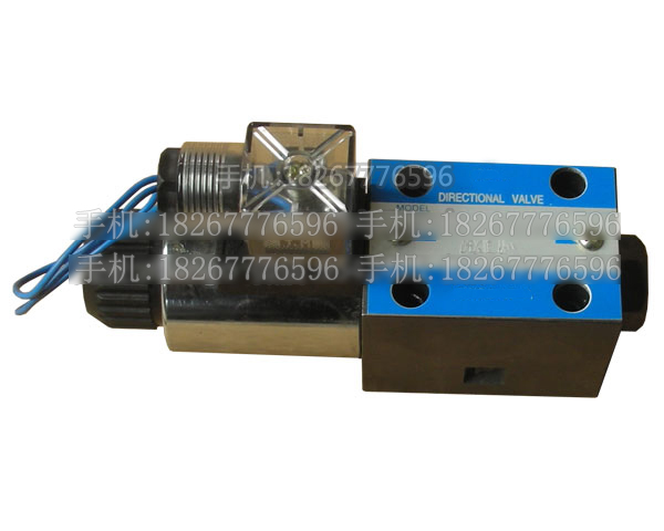 Hydraulisches ventil - ventil 4WE6D-A/D24T4WE6C-A/D24T Schiff - Maschinen
