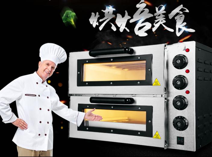 электрический электрическая печь для выпечки хлеба два компьютера коммерческих кухня шкив автоматический автоматический набор стандартов рыба на гриле