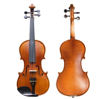 Violin beginners Xiaoqing learn musical instruments, students hand - made packages, violin beginners, violin children, ancient small