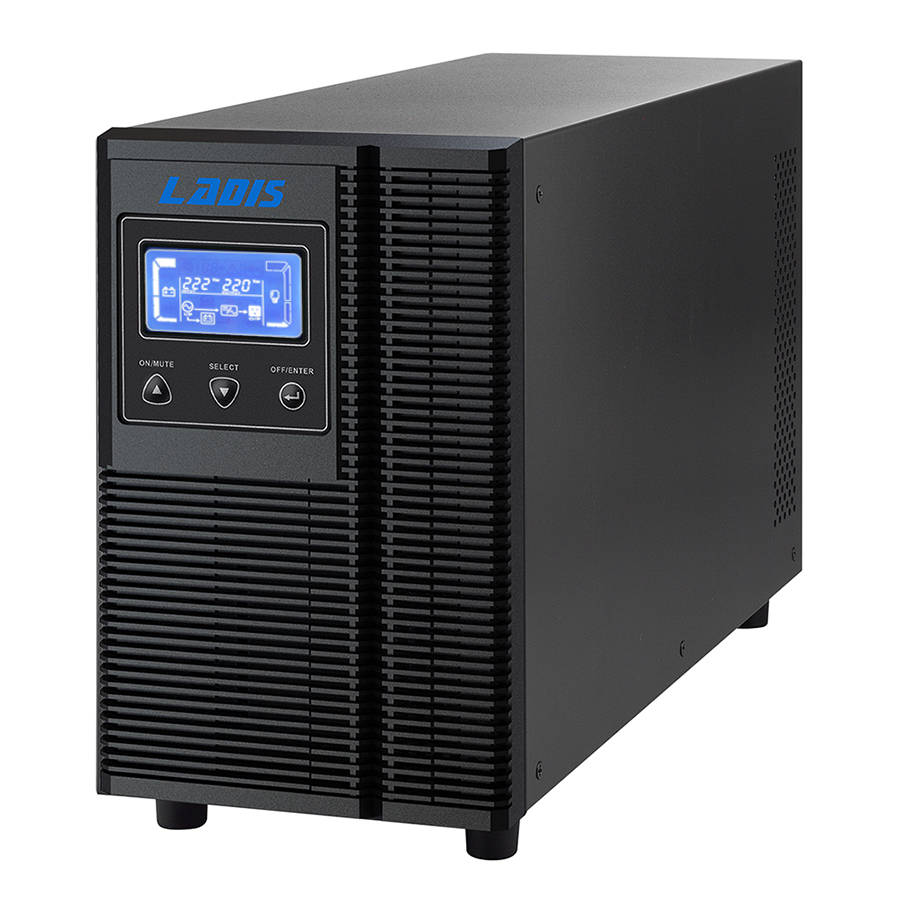 UPS uninterruptible power supply 3KVA online 4 hours G3KL2400W LCD automatic switch machine