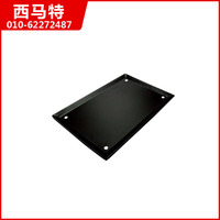Oil retaining plate oil No. 10107 micro drilling and milling machine accessories of machine tool accessories for SX1