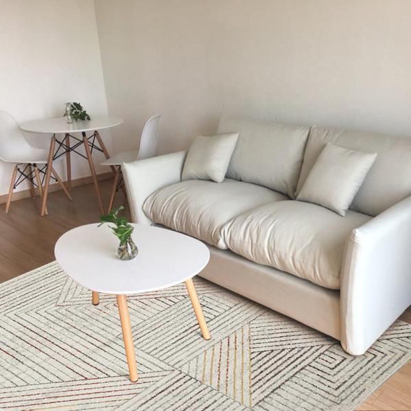 北欧のシンプルなスタイルのカーペットの現代幾何幾何の客間のソファーは寝室のベッドルームのベッドのベッドのベッドのベッドのベッドのベッドのベッド