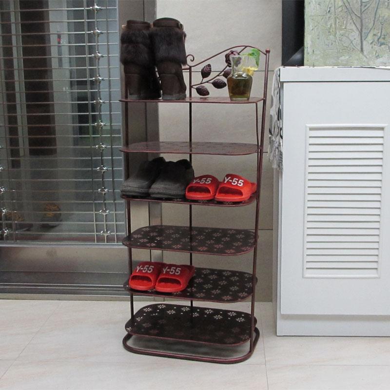 Sapateira multi - personalidade criativa, um dormitório simples artefato doméstico pequeno armário de sapatos especiais de Economia