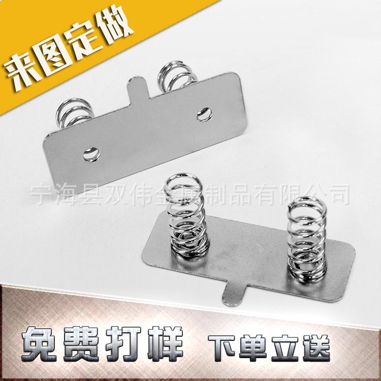Colpo di Fortuna fluke15B, 17B, 18b Fluke accessori di Acciaio inossidabile schegge di batteria.