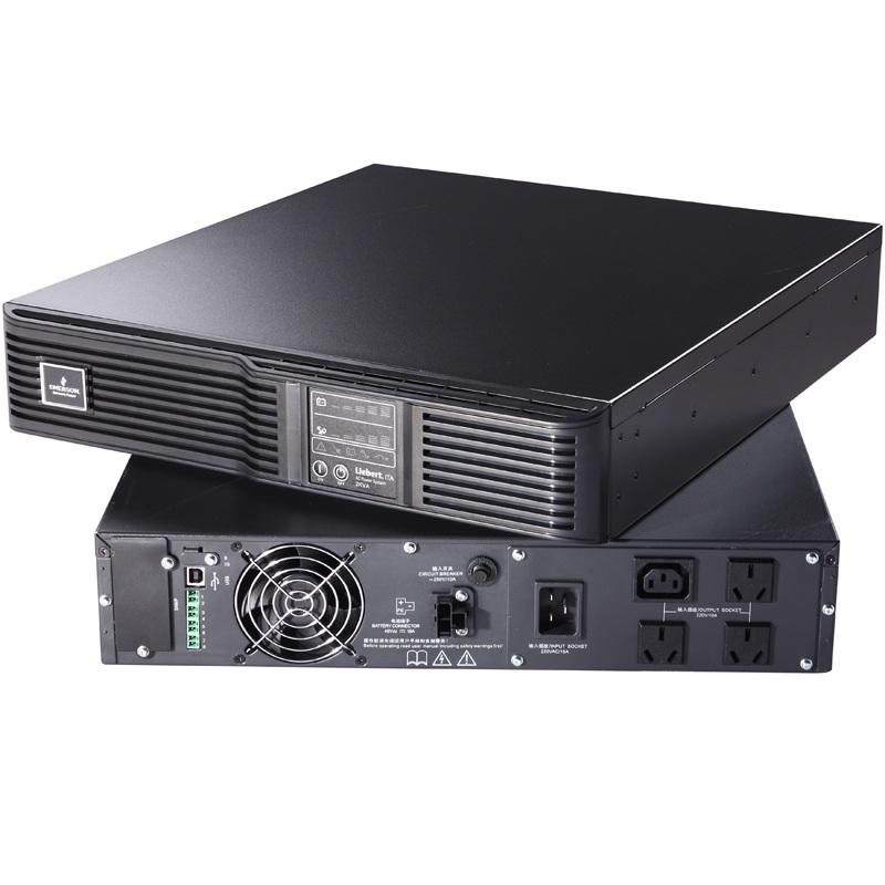 Emerson ITAUHA1R-00606KVA 4800W - online - Laden von UPS - Maschine