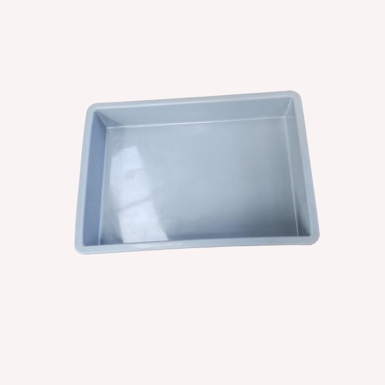 grunda behållare av plast som innehåller fält rektangulära lådor medicin, lagring av plast (box tank med lagring av