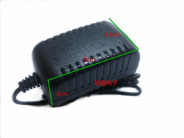 DC5v2a tableta cambio transformador de alimentación adaptador cargador CD5v2A 2,5 * 0,7 pequeñas.