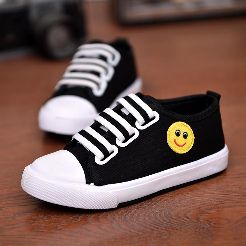子一休闲帆布鞋布鞋男童休闲鞋一脚单鞋童鞋童乐乐福童帆儿童