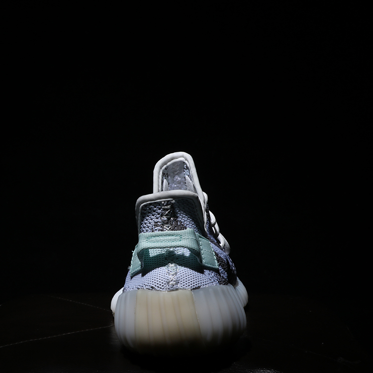 懶人套腳椰子鞋350v2編織透氣純黑白色斑馬侃爺男女學生情侶運動
