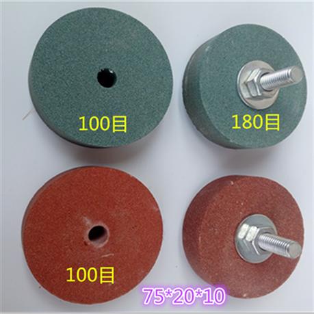 La rueda de molino de la rueda de metal pulido de taladro de carburo de tungsteno, cabeza de la conversión del eje de rueda rueda de molino de arena de piedra