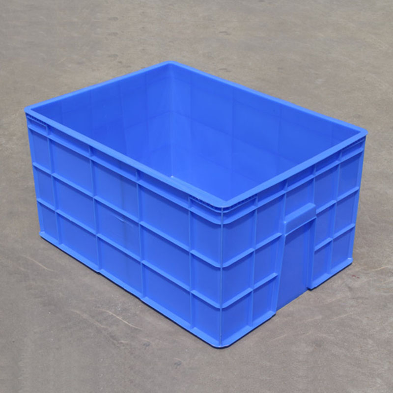 fält tjockare material fall stora delar av stora fält av plast lådor rektangulära fält logistik livsmedel omsättning