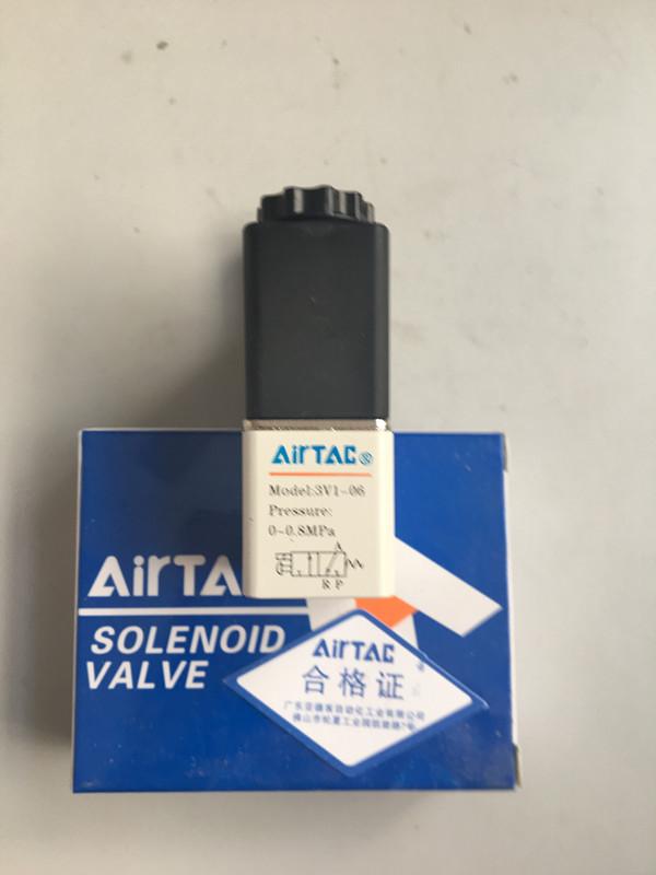 AIRTAC echte Original de gast magnetventil 3V1-06 direktantrieb, elektromagnetische ventile