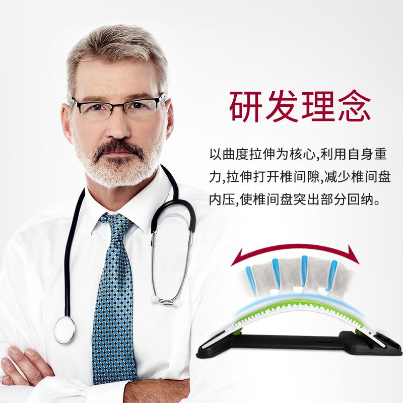 disk je vidno vlečne naprave ob pasu masažo ledvene hrbtenice domače raztezanje hrbet moških in žensk, zaščito pasu blazine