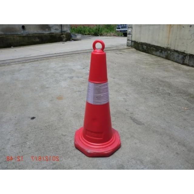 反射錐70CMゴム道錐プラスチック道錐警告バリケードアイス筒円錐道標錐バレル良質ぺ