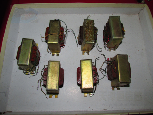 Linear inductance coil, oscillating transformer, linear transformer, radio accessories