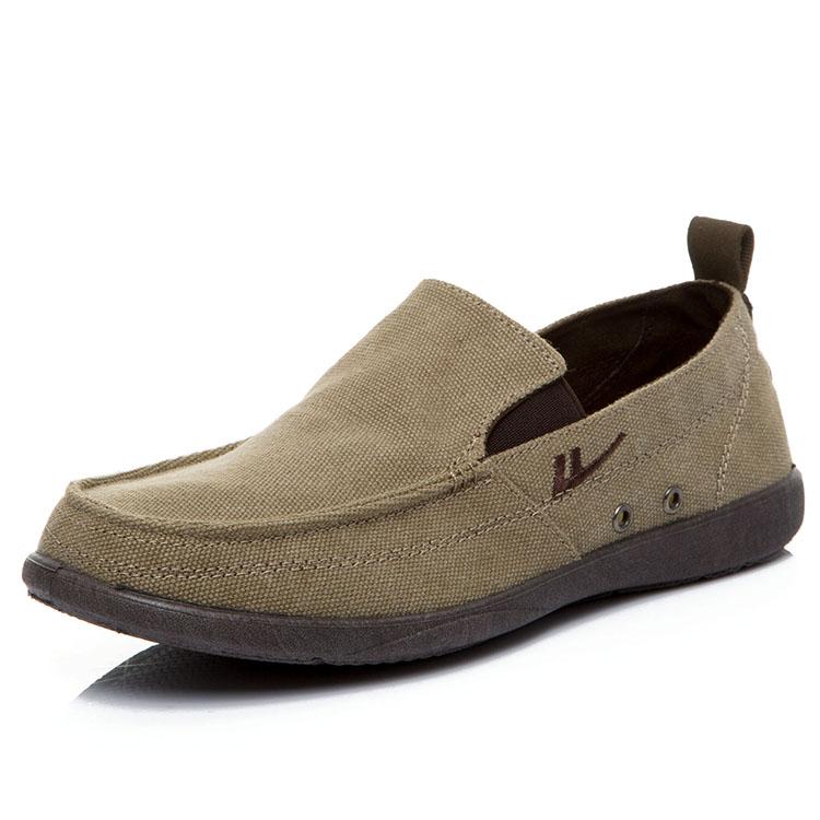 回力男鞋夏季帆布鞋男士休閑鞋一腳蹬懶人鞋秋季透氣運動布鞋潮鞋
