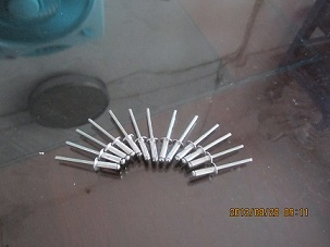 Aluminum rivets of aluminium rivets open type buttonhead aluminum screws rivets 2.4M3.2M4M5M shipping