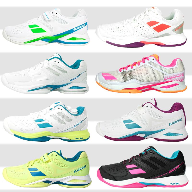 清仓好价百宝力专业款Babolat Propulse AC 网球鞋女款女子网球鞋