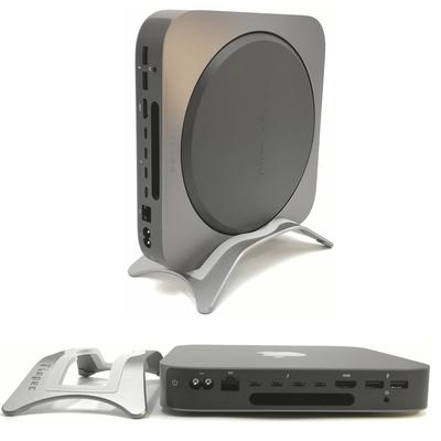 畅销欧美 Tinpec 苹果Mac Mini主机 支架 底座 深空灰 包邮