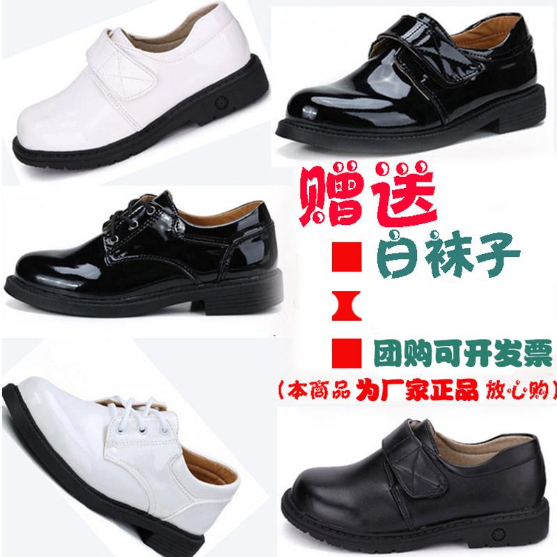 儿童皮鞋2017夏秋