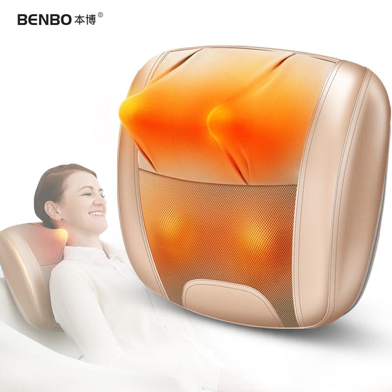 urządzenie wielofunkcyjne szyjki macicy / z tyłu szyi do pasa masażu ciała ramię poduszki.