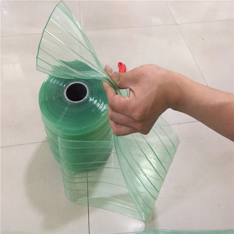 Transparent curtain curtain air conditioning cold storage mosquito -40 special low temperature resistant PVC soft curtain cold antifreeze